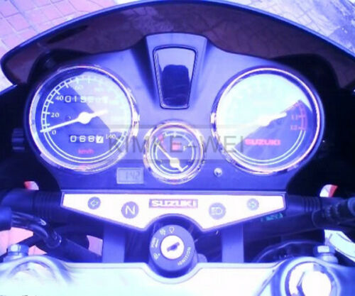Motorcycle Mount LCD Digital Clock New