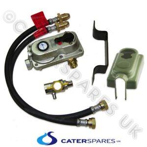 2 Bouteilles Automatique Changer Contre Régulateur De Gaz Installation Kit Lp