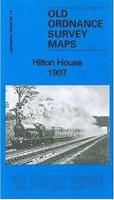 MAP OF HILTON HOUSE 1907
