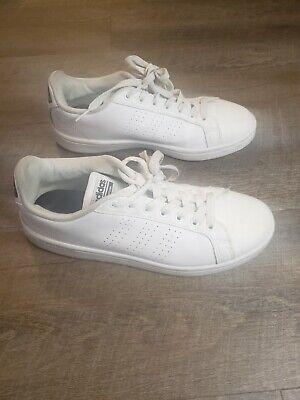 ADIDAS Cloudfoam Advantage Clean AW4323 Casual Sneaker Women's Size 9 | eBay