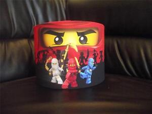 Ninjago-Lego-10-034-Tambor-Pantalla-De-Techo-Lightshade