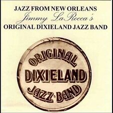 Jazz From New Orleans by Original Dixieland Jazz Band (CD, Oct-2010, CD Baby...