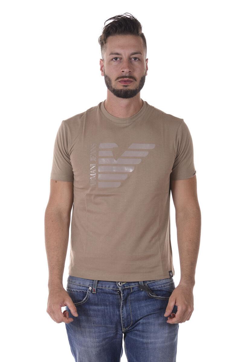 T shirt armani jeans sweatshirt mens braun 6y6t236j00z 1713 make offer tl s
