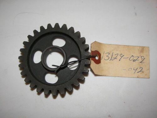 Kawasaki F5 350 Bighorn Low Gear Output Shaft 13129-029 NOS