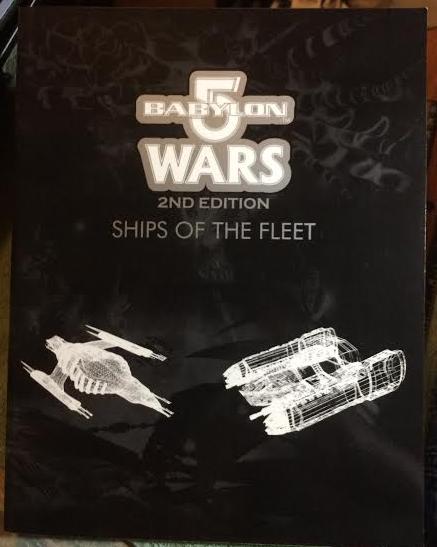 Babylon 5 Wars  Ships of of of the Fleet 3d8866