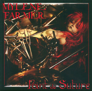 CD-ALBUM-EDITION-LIMITEE-DIGIPACK-MYLENE-FARMER-POINT-DE-SUTURE-RARE-COMME-NEUF