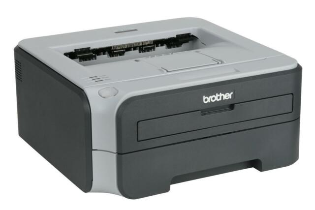 Brother HL-2140 Workgroup Laser Printer NEW DRUM/USED TONER. MINT CONDITION