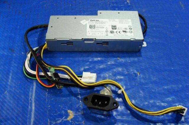 Dell CRHDP 0CRHDP Optiplex 9010 9020 9030 2330 200W VVN0X 0VVN0X Power Supply