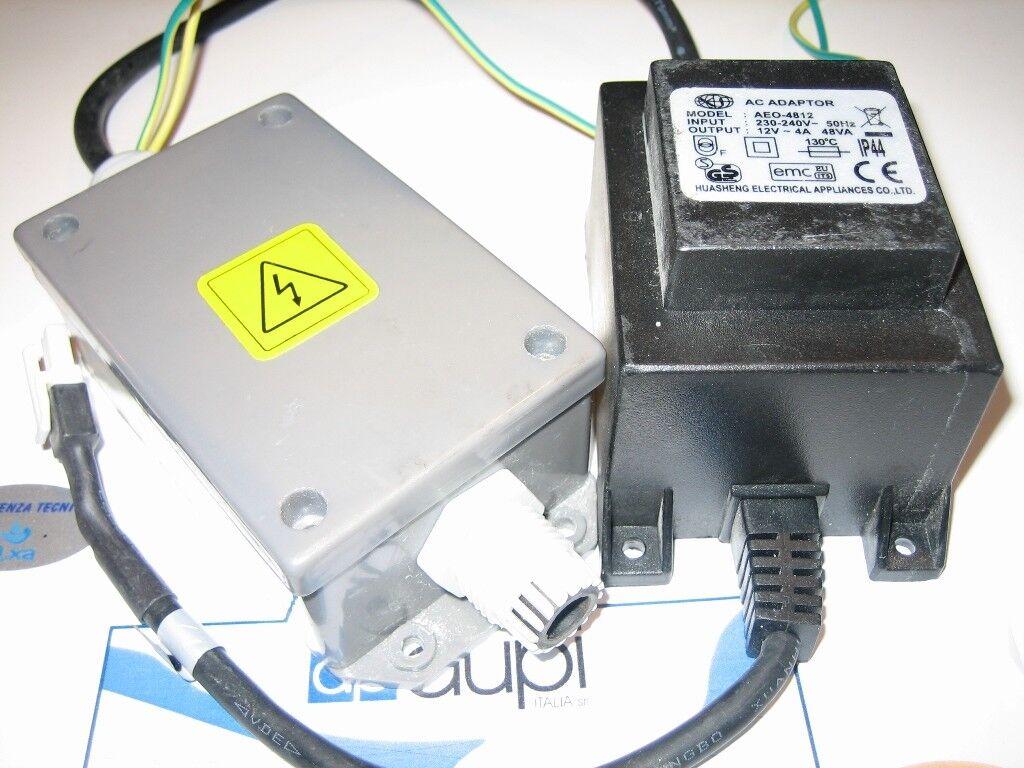 Sistema di alimentazione Quebec per box doccia Dupi Oxygen RB099Q