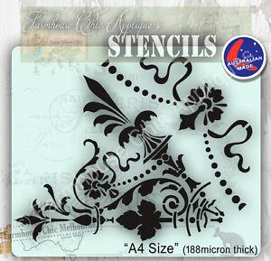 Mylar-Furniture-Stencil-Large-Mandala-Wall-Stencil-Shabby-Chic-French-Stencil