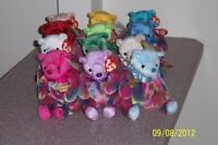Happy Birthday Month Ty Beanie Baby Babies Bears 24 Variations