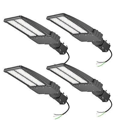 LED Pole Area Lighting Outdoor Waterproof Park Light 150W 17,300lm UL List 4PCS