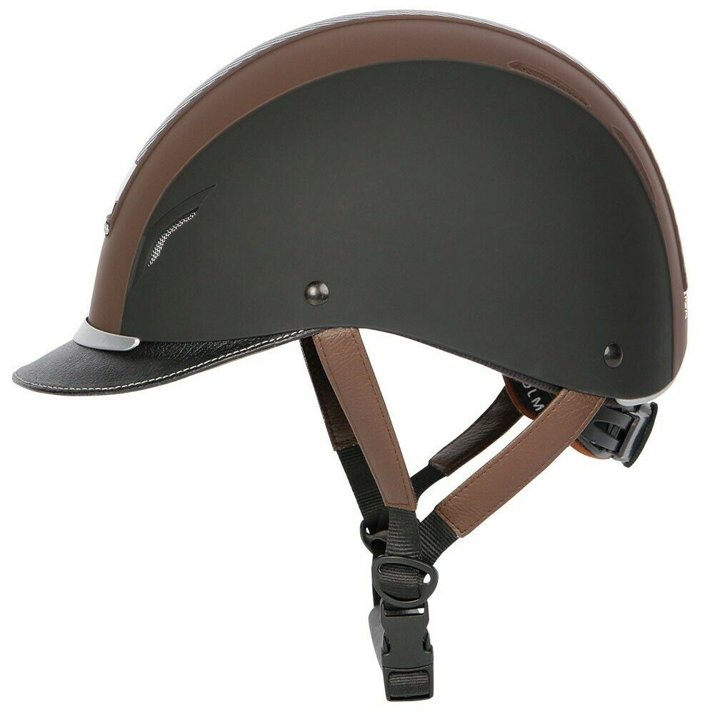 Harry´s Horse Reithelm Reitkappe CONCORDE  NEXT  black brown VG1.01