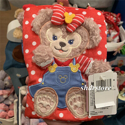 SHDR Duffy Shelliemay bear pass holder Shanghai disneyland disney exclusive