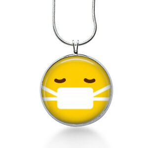 Emoji-Nurse-necklace-gifts-for-her-smiley-face-doctor-gifts-hospital-work