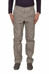 Dolce-amp-Gabbana-d-amp-g-Homme-GRAY-pantalon-loisirs-US-32-it-48