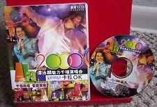 "ALAN TAM In Concert VCD karaoke 2000 ""Oh Girl"" Canto-Pop"