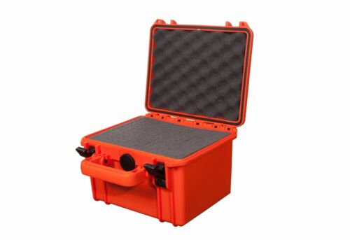 Impermeable Resistente al polvo IP67 nominal profundo pequeña cámara caso Espuma Protectora Dura!