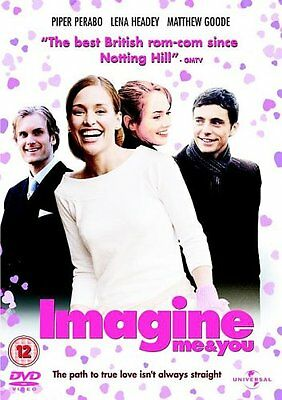 Imagine Me And You DVD Region 4 New & Sealed Piper Perabo