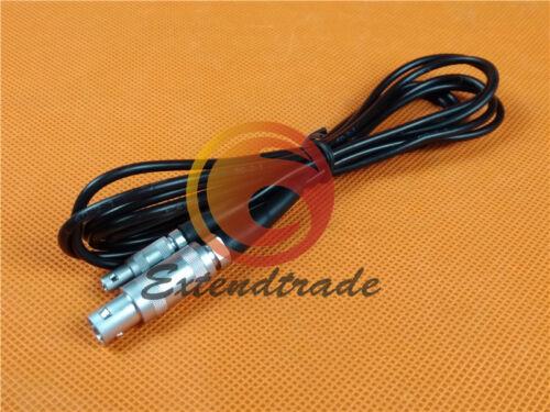 Equality LEMO 00 to LEMO-1 for Mitech Ultrasonic Flaw Detector Cable C9-C5