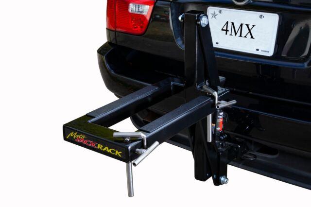 Original Motojackrack MX Dirt Bike Hitch Carrier moto Jack rack Hauler USA