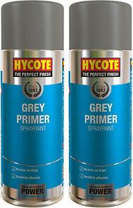 2-x-HYCOTE-GREY-PRIMER-SPRAY-PAINT-AEROSOL-CAR-MULTI-PURPOSE-PREPARATION-400ML