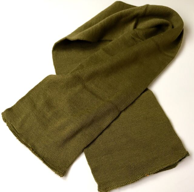 Buy WWII US Army Infantry   Airborne Winter Wool Knit Under Scarf ... dc6e29fd481