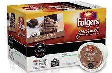 Folgers Gourmet Selections Mocha Swirl Keurig K-Cups