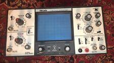 Heathkit Eia 416 Multi Trace Oscilloscope No Probe Harder To Find Model Tested