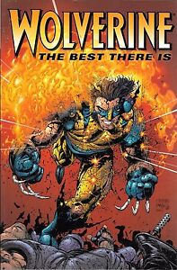 Wolverine-The-Best-There-Is-by-Teiri-Chen-amp-Fraga-2002-TPB-Marvel-Comics-OOP