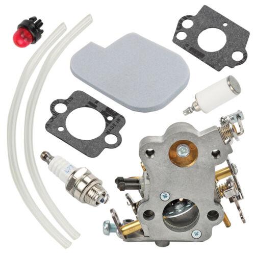 Carburetor kit for Poulan Pro PP3516AVX 16-Inch 35cc Chain Saw
