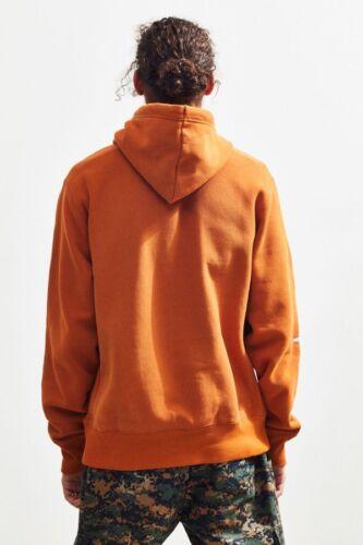 Sweat inversée logo à capuche et armure brodé avec ymn8ON0vw