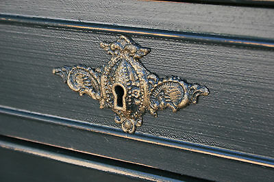 DIY shabby chic appliques key holes furniture appliques architectural mouldings