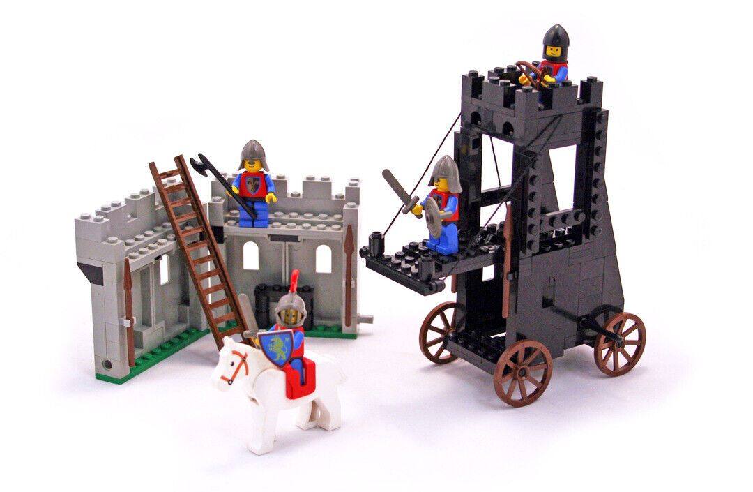 Ark lego belville arch ltyellow ref 6184//set 5890