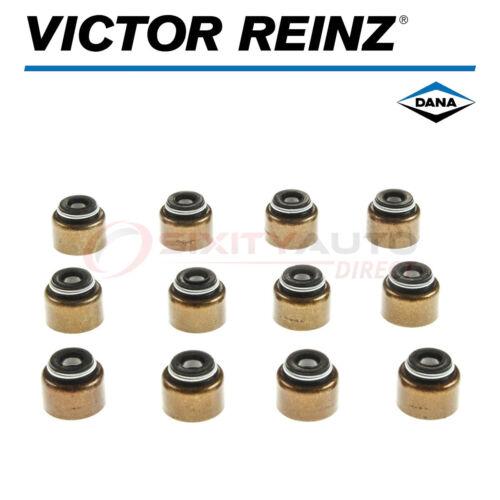 Victor Reinz Valve Stem Oil Seal Set for 2000-2013 Toyota Avalon 3.0L 3.5L ef