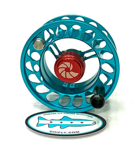 Free US Shipping Nautilus CCF-X2 6//8 Spare Spool- TURQUOISE NEW 6-8 WT