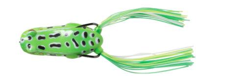 Savage Gear 3D POP FROG schwimmender Frosch Kunstköder Oberfläche  Barsch Hecht