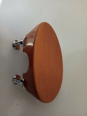 TO SAFELY FIT CHIN RESTS// CLAMPS VIOLIN CHIN REST CORK MAT//BOARD UK SELLER!!