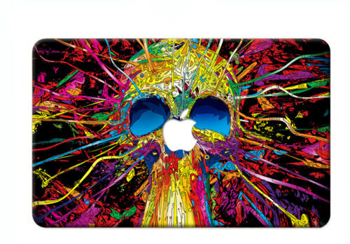 """Awesome Painted Design Hard Case Cover For Macbook Pro Air 11/""""13/""""15/"""" Retina 12/"""""""