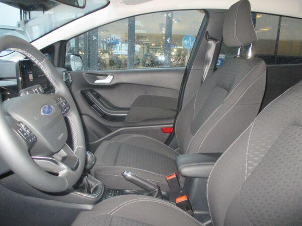 Ford Fiesta 1,0 EcoBoost mHEV Titanium billede 5
