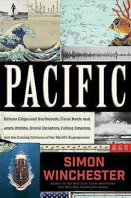 1 of 1 - USED (GD) Pacific: Silicon Chips and Surfboards, Coral Reefs and Atom Bombs, Bru