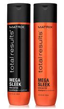 Matrix Total Results Mega Sleek Set - Shampoo 300ml + Conditioner 300ml