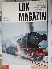 Lok Magazin 46 /71 Sächsische XI HT USA Penn Loks Klasse G 5, K 5