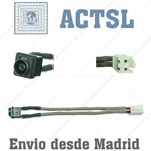 Conector Clavija DC para SONY PCG-GRT390ZP1 Wire Cable yW3GBawB-08061723-424827724
