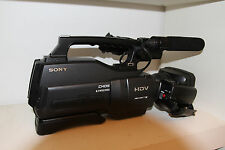Sony HVR HD Camcorder 1000e