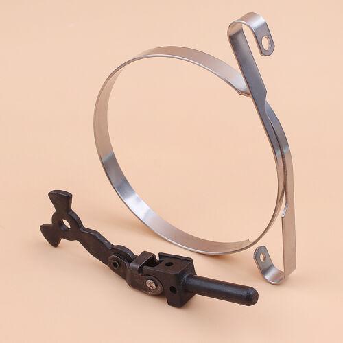 Brake Band Stop Knee Joint Kit Fit Husqvarna 340 345 350 353 357XP 359 Chainsaw