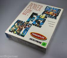 Formula One Grand 1 Prix F-15 Strike Eagle Pirates 1 Gold Bigbox PC CD DOS 5.0
