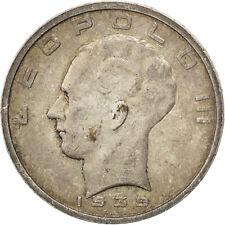 [#91310] Belgique, Léopold III, 50 Francs 1939, légende française, KM 121