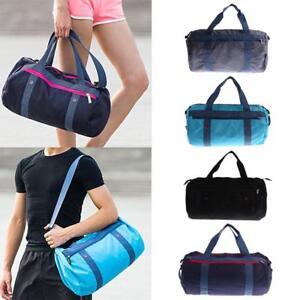5e84a27f3e1f Waterproof Swim Bag Travel Sports Gym Bag Dry and Wet Separation ...