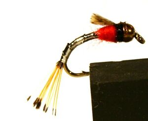 Caddies olive. Available in size 8-14 6-pack ICE FLIES